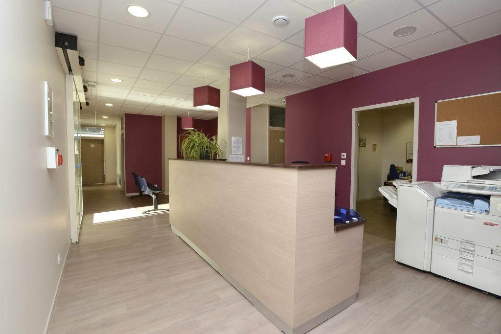 Transformation de locaux en bureaux - ALTANEO